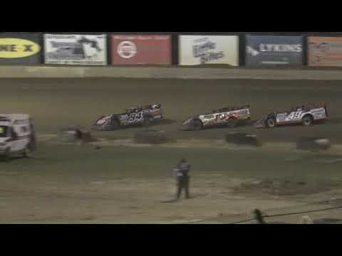 Florence Speedway | 7/24/21 | Crate Late Models | Feature