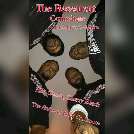 Its Going Down The Basement every Tuesday  7-10pm EST