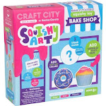 Craft City Karina Garcia DIY Squishy Art Bake