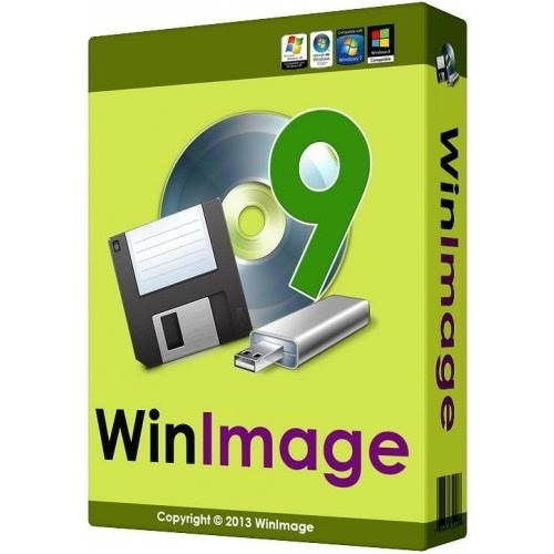 Portable WinImage Professional 9.0 Free Download - Download Bull