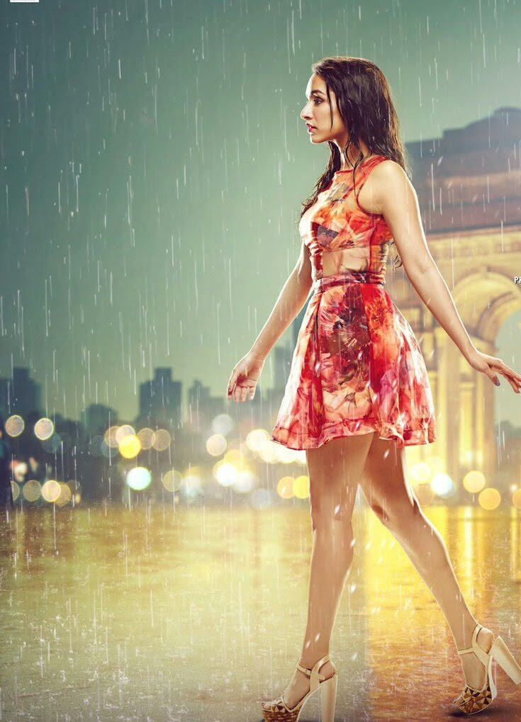Shraddha Kapoor.. half girlfriend