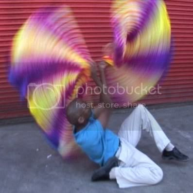 Flow Affair,Wolfgang Busch,Floguing,Dance,Choreography,Flagging,Fanning