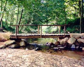 Parc de Sant Salvador, a Santa Coloma de Farners