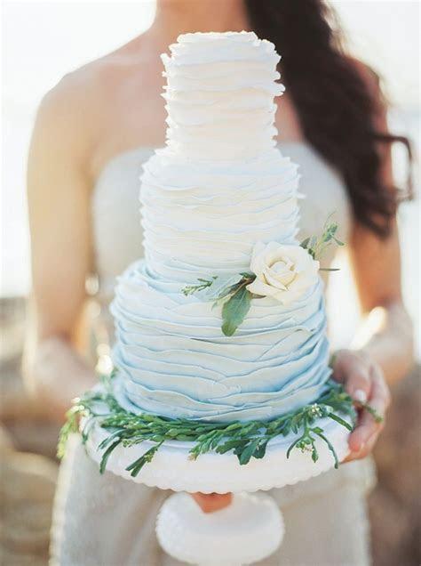 Gâteau mariage original inspiré par le thème marin : idées