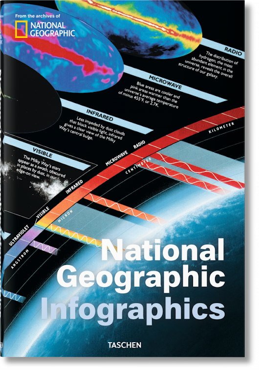 National Geographic Infographics  - TASCHEN Books