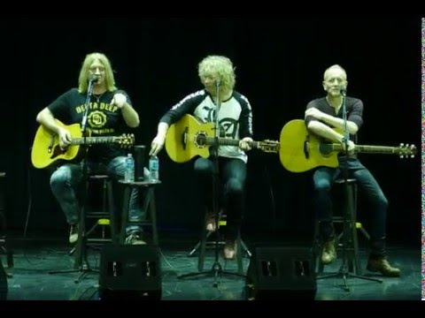 Def Leppard - Ziggy Stardust (Live - Acoustic)