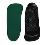 Spenco Rx Orthotic Arch Support 3/4 Length Shoe Insoles for Men and Women Size 8-8.5 Insole