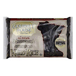 Gourmet House Cult Wild Rice Polybag, 8 OZ (Pack of 12)