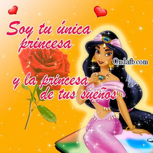 Linda Frase De Princesas De Amor Para Compartir A Photo On Flickriver