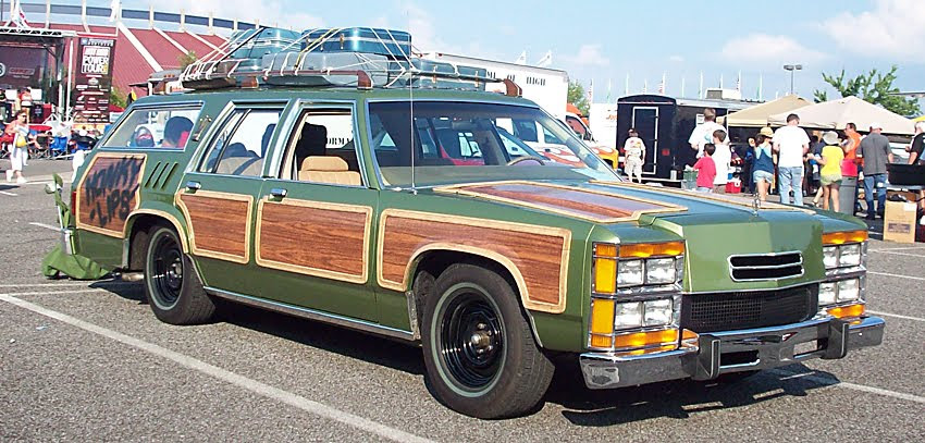 The Family Truckster VACATION Movie Car :) CHEVY CHASE ...