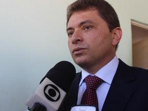 Presidente da OAB-PI negou intervenção do Centro Educacional Masculino (Foto: Catarina Costa/G1)