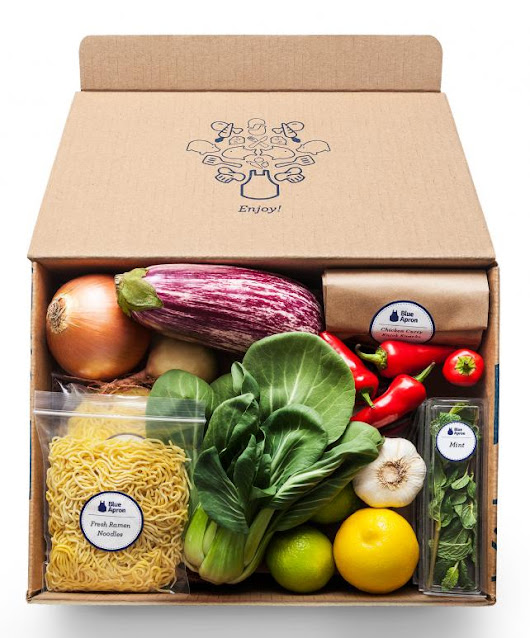 Blue Apron Cuts Marketing Budget and Customer Count Drops