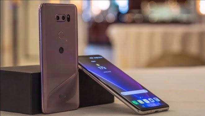 LG V35 ThinQ với camera kép, màn hình 6 inch chuẩn bị ra mắt - 2