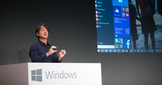 Years after burning loyal PC users, Microsoft asks forgiveness with Windows 10