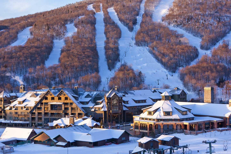 8 Best Winter Weekend Getaways  East Coast Winter