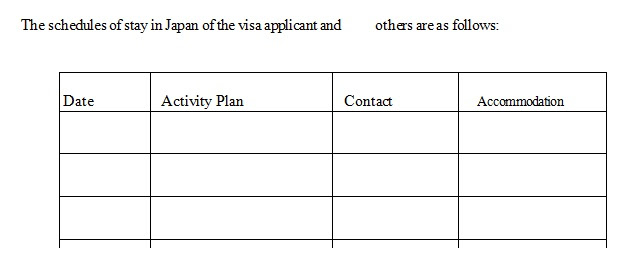 Japan Visa Requirements « My Life in Travel