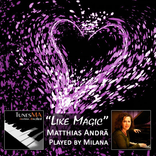 Like Magic by Matthias Andrä - Improvised by Milana