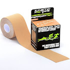 PerformTex Kinetic Pro Kinesiology Tape- au Naturel - 5 Meter Roll