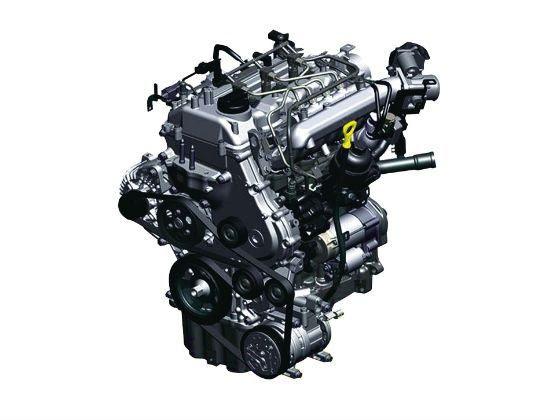 Hyundai Xcent diesel engine