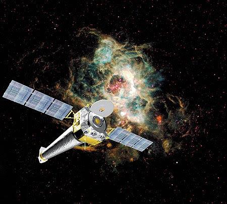 Chandra X Ray Observatory Satellite