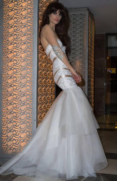 An Interview With Israeli Bridal Designer Zahavit Tshuba