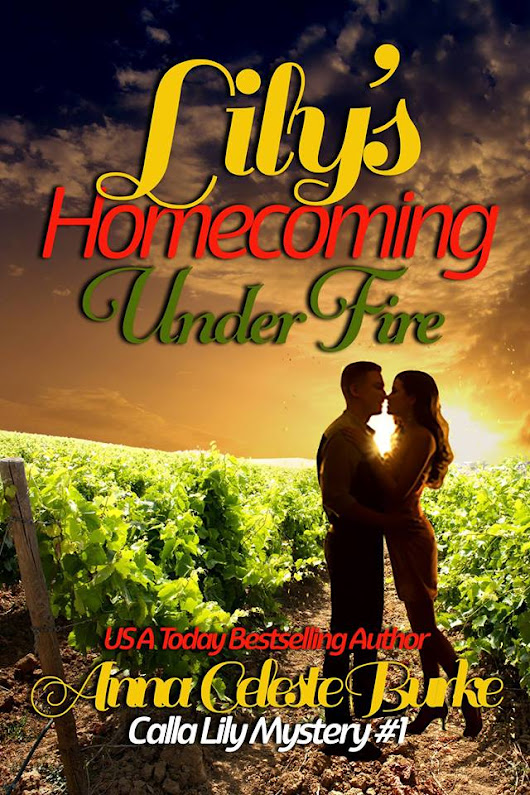 Tagline 4 From Lily's Homecoming By Anna Celeste Burke