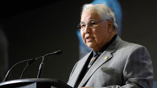 Sen. Murray Sinclair blasts Globe and Mail for propagating 'racist fallacy' - APTN News