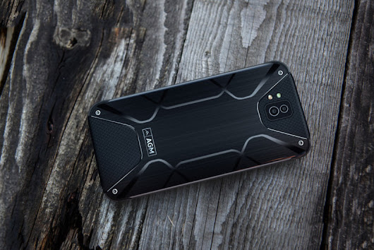 Best Rugged Smartphone From China - AGM X2 Android Phone