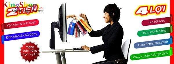 Lợi ích mua hàng online