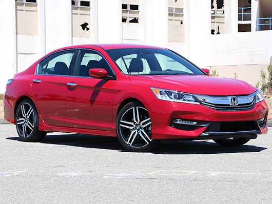 Honda Accord Sport Is For The Gear Junkies