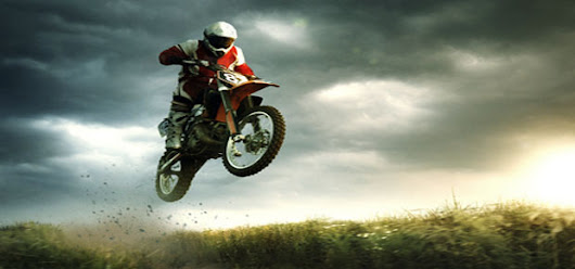 PREP A DIRT BIKE FOR THE ZOMBIE OUTBREAK | Zombie Research Society