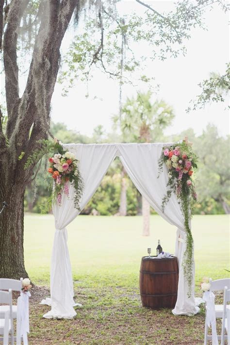 25  best ideas about Ceremony Arch on Pinterest   Wedding