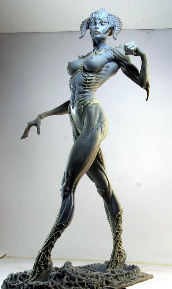 Astonishingly Life-Like Figuratives Sculptures (15)