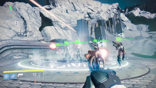 Destiny players pay respects after Guardian passes away