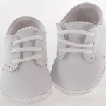 Baby Deer Leather Saddle Oxford