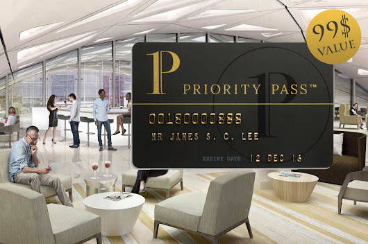 An Executive Airport Lounge Makes Every Trip Perfect - Get Your Priority Pass Now
