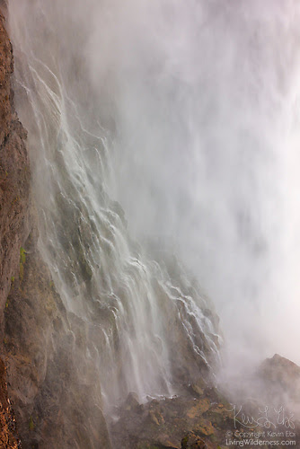 Secondary Falls at Snoqualmie Falls, Washington
