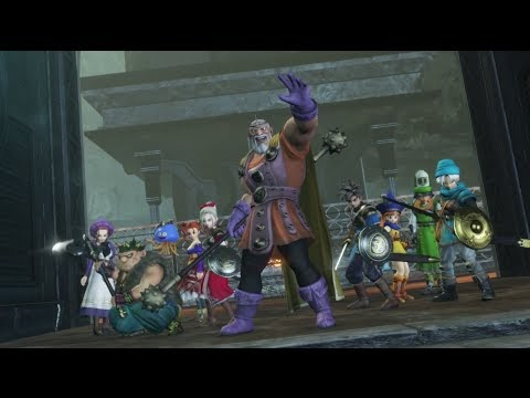Dragon Quest Heroes Review   Gameplay