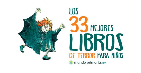 libros de terror para ninos