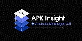 Android Messages 3.5 preps custom 'Minis' avatar stickers, revamped search [APK Insight]