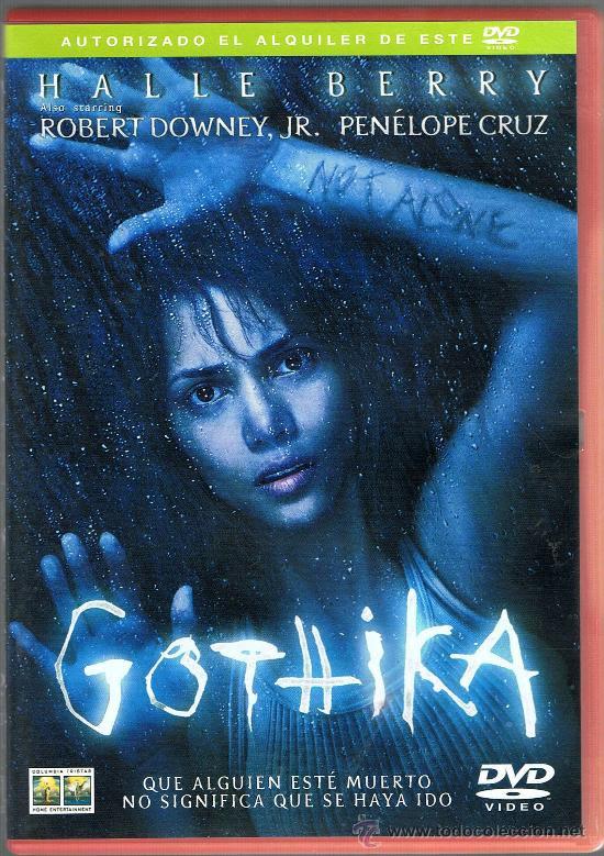 Penelope Cruz Gothika. PENELOPE CRUZ PELICULA DVD