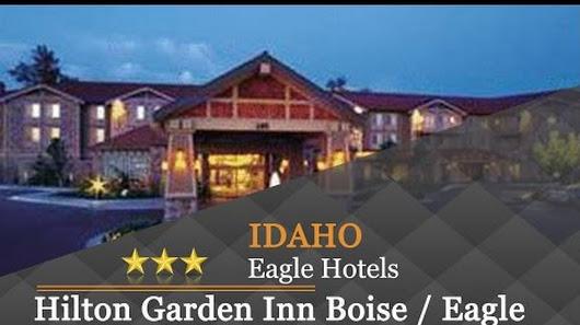 Hilton Garden Inn Boise Eagle 3 Stars Hotel In Eagle Idaho Within Us Trave