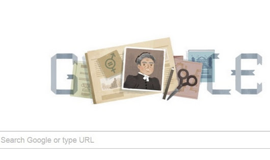 Minna Canth: Today's Google Doodle pays tribute to Finnish writer, social activist and flag bearer for women's rights