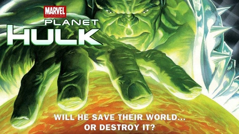 Planet Hulk Stream