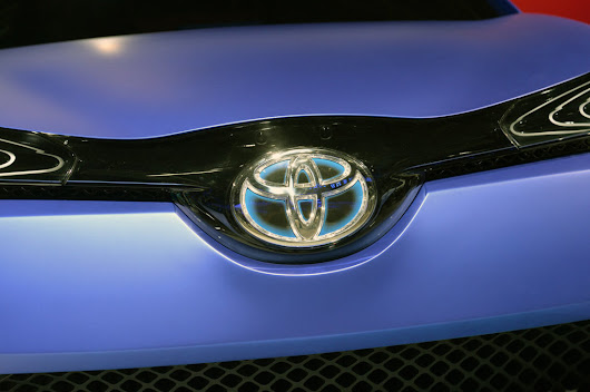 Toyota sets aside $1 billion for AI and robotic...