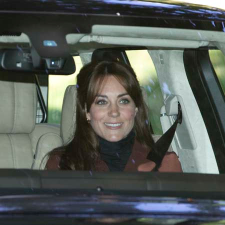 "10 Times Kate Middleton Nailed The ""Mom Fringe"" - The Duchess Diary"