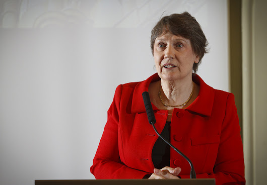 FORMER NEW ZEALAND PM HELEN CLARK VYING FOR UN SECRETARY GENERAL POSITION