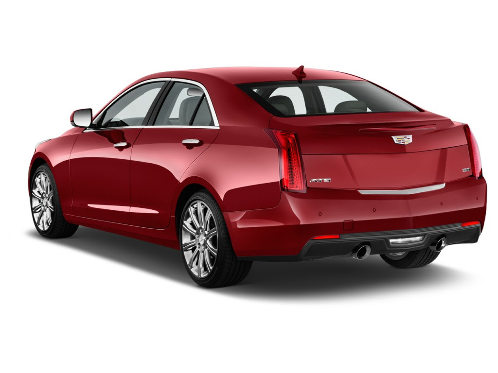 2015 Cadillac ATS Sedan Pictures/Photos Gallery - Green ...