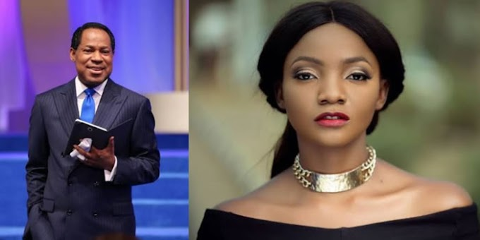 Simi Blows Hot As She Reacts To Pastor Chris Oyakhilome'S 'Husband Means Master' Comment