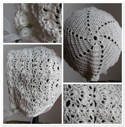 Baby bonnet for my store